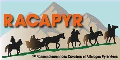 logo-RACAPYR - Rassemblement des Cavaliers et Attelages Pyrénéens