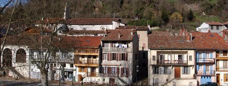 Maisons-à-colombages-Salies-du-Salat©micheldandelot